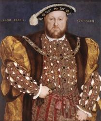 Hans Holbein, Heinrich VIII.