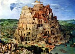 Pieter Bruegel, Der Turmbau zu Babel