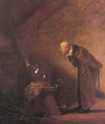 Carl Spitzweg, Der Alchimist