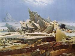 Caspar David Friedrich, Das Eismeer (Die gescheiterte Hoffnung)