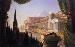 Thomas Cole, The Architect