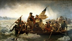 Emanuel Leutze, Washington Crossing the Delaware