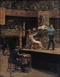 Thomas Eakins, Between Rounds