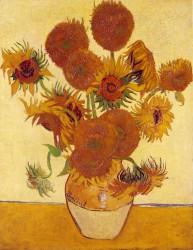 Vincent van Gogh, Sonnenblumen