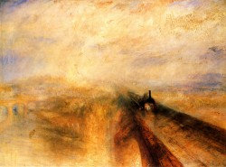 Joseph Mallord William Turner, Rain, Steam and Speed