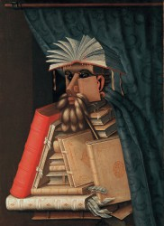 Giuseppe Arcimboldo, Der Bibliothekar