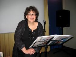 Holly-Jane Rahlens war schon zweimal Gast bei uns