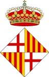 Stadtwappen von Barcelona