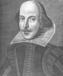 William Shakespeare (Chandos Portrait)