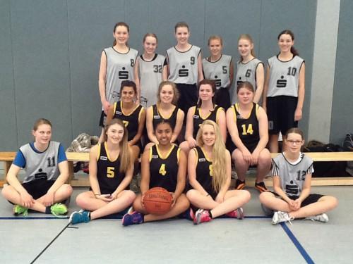 Basketball-Freundschaftsspiel 2015