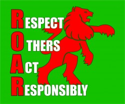 MacGregor State High School Roar Logo