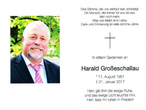 Harald Großeschallau