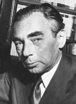 Erich Kästner im Jahr 1961